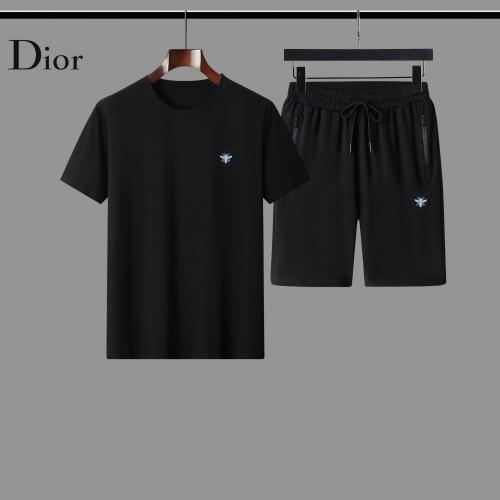 Christian Dior Tracksuits Short Sleeved For Men #884498
