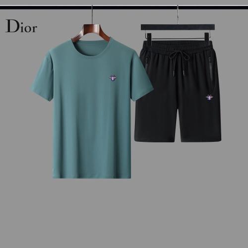 Christian Dior Tracksuits Short Sleeved For Men #884564
