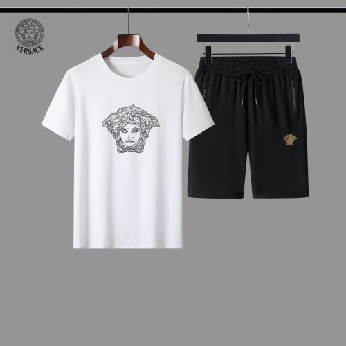 Versace Tracksuits Short Sleeved For Men #884622