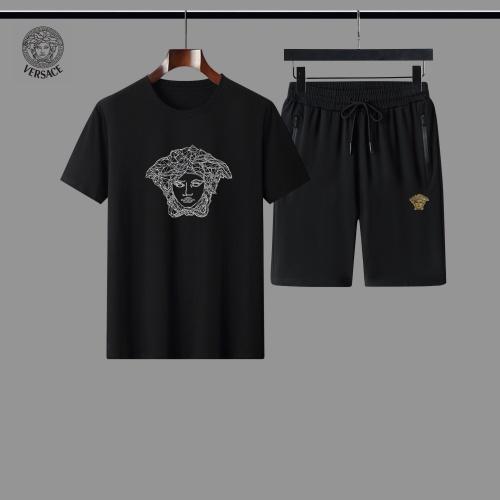 Versace Tracksuits Short Sleeved For Men #884624