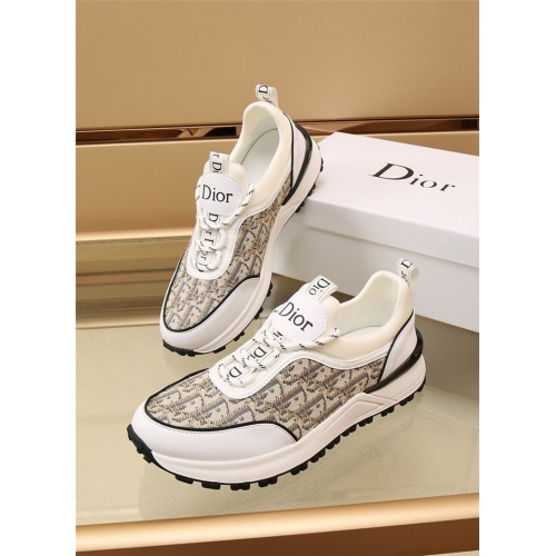 Christian Dior Casual Shoes For Men #884757