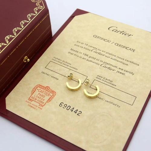 Cartier Earring #884842