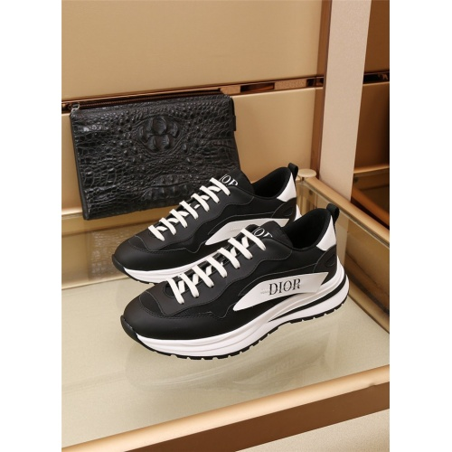 Christian Dior Casual Shoes For Men #885125