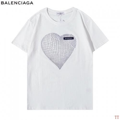 Balenciaga T-Shirts Short Sleeved For Men #885362