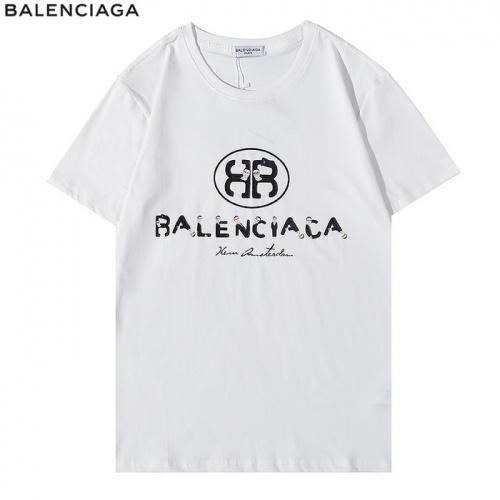 Balenciaga T-Shirts Short Sleeved For Men #885383