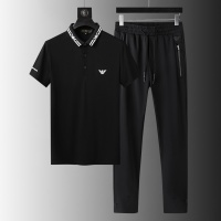 $68.00 USD Armani Tracksuits Short Sleeved For Men #879591