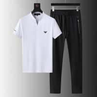 $68.00 USD Armani Tracksuits Short Sleeved For Men #879592