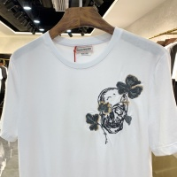 $40.00 USD Alexander McQueen T-shirts Short Sleeved For Men #879608