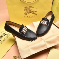 $80.00 USD Burberry Leather Shoes For Men #879611