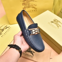 $80.00 USD Burberry Leather Shoes For Men #879612