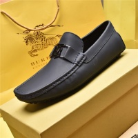 $80.00 USD Burberry Leather Shoes For Men #879614