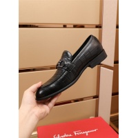 $82.00 USD Ferragamo Salvatore FS Leather Shoes For Men #879655