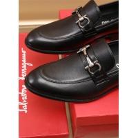 $82.00 USD Ferragamo Salvatore FS Leather Shoes For Men #879656