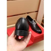 $82.00 USD Ferragamo Salvatore FS Leather Shoes For Men #879658