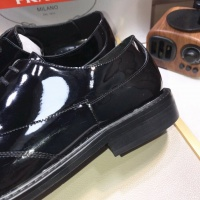 $85.00 USD Prada Leather Shoes For Men #879822