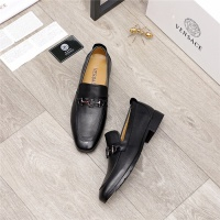 $80.00 USD Versace Leather Shoes For Men #880000