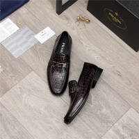 $82.00 USD Prada Leather Shoes For Men #880011