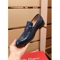 $82.00 USD Ferragamo Salvatore FS Leather Shoes For Men #880012