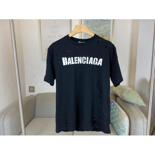 Balenciaga T-Shirts Short Sleeved For Unisex #885468
