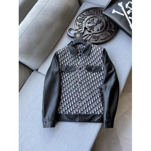 Christian Dior Jackets Long Sleeved For Men #885486