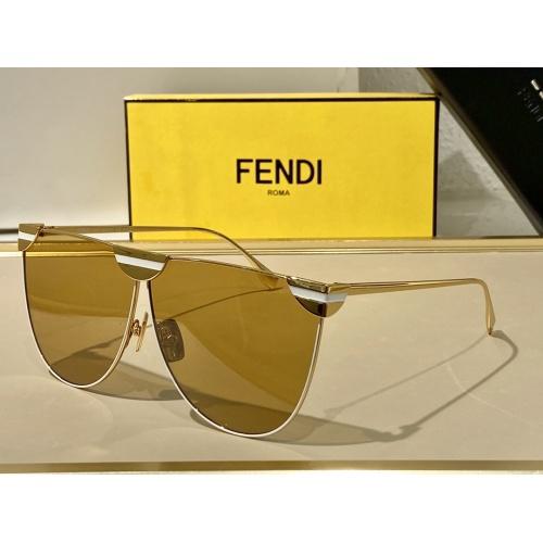 Fendi AAA Quality Sunglasses #885678