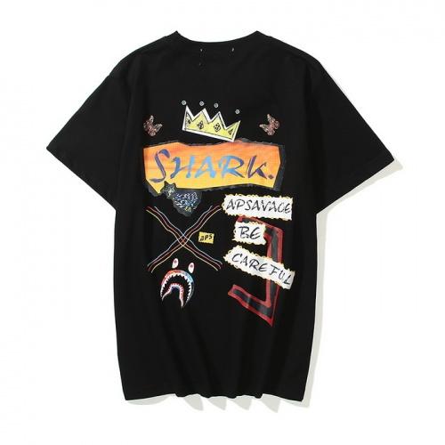 Bape T-Shirts Short Sleeved For Men #885750