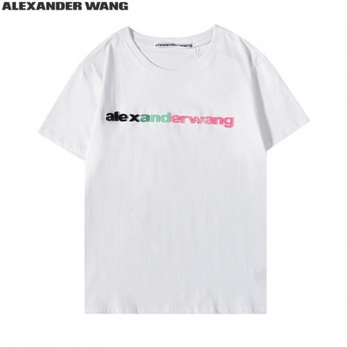 Alexander Wang T-Shirts Short Sleeved For Men #886204