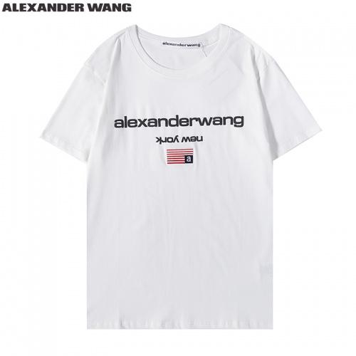 Alexander Wang T-Shirts Short Sleeved For Men #886205