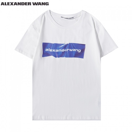 Alexander Wang T-Shirts Short Sleeved For Men #886208