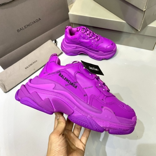 Balenciaga Fashion Shoes For Women #886286 $135.00 USD, Wholesale Replica Balenciaga Fashion Shoes