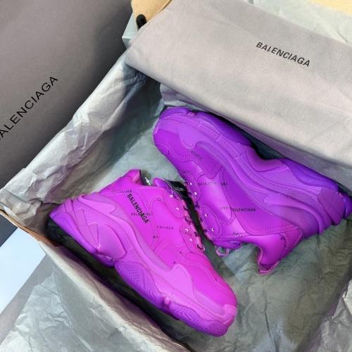 Replica Balenciaga Fashion Shoes For Women #886286 $135.00 USD for Wholesale