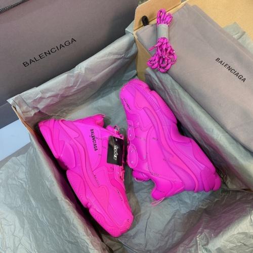 Replica Balenciaga Fashion Shoes For Women #886292 $135.00 USD for Wholesale