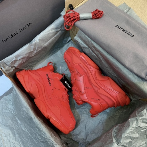 Replica Balenciaga Fashion Shoes For Women #886293 $135.00 USD for Wholesale