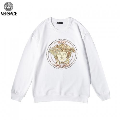Versace Hoodies Long Sleeved For Men #886321