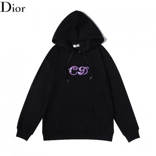 Christian Dior Hoodies Long Sleeved For Men #886339