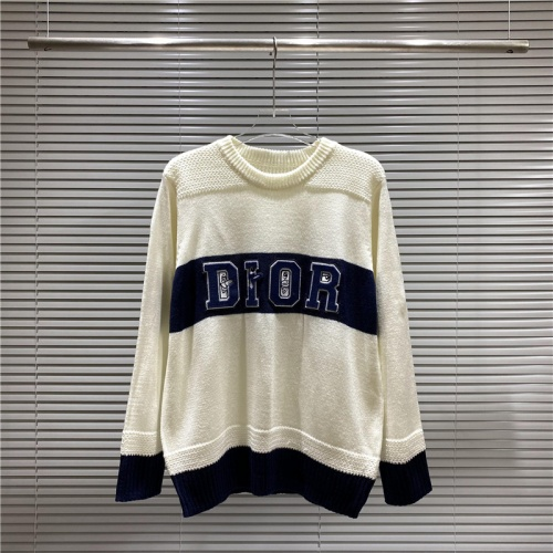 Christian Dior Sweaters Long Sleeved For Men #886347