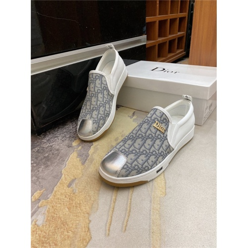 Christian Dior Casual Shoes For Men #886369