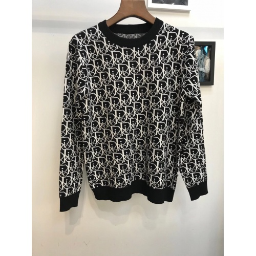 Christian Dior Sweaters Long Sleeved For Men #886496
