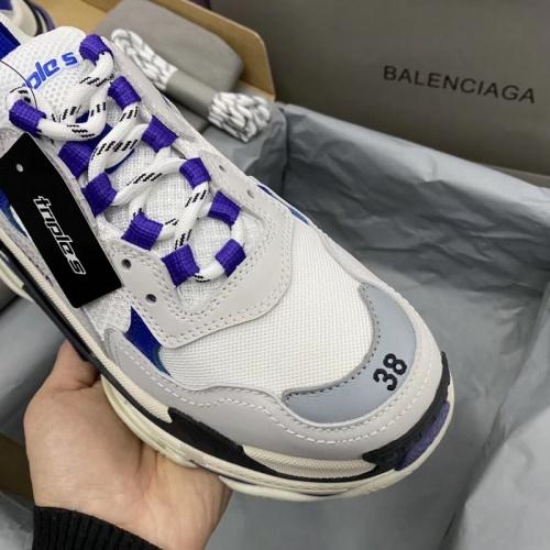 Replica Balenciaga Fashion Shoes For Women #886555 $135.00 USD for Wholesale