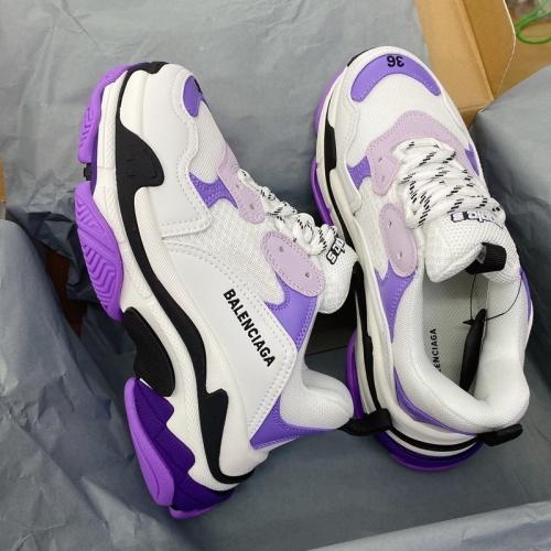 Replica Balenciaga Fashion Shoes For Women #886558 $135.00 USD for Wholesale