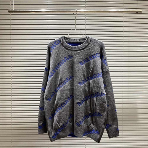Balenciaga Sweaters Long Sleeved For Unisex #886687