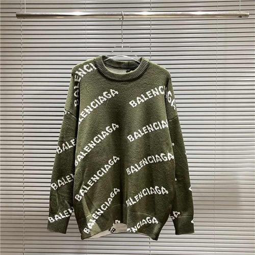 Balenciaga Sweaters Long Sleeved For Unisex #886701