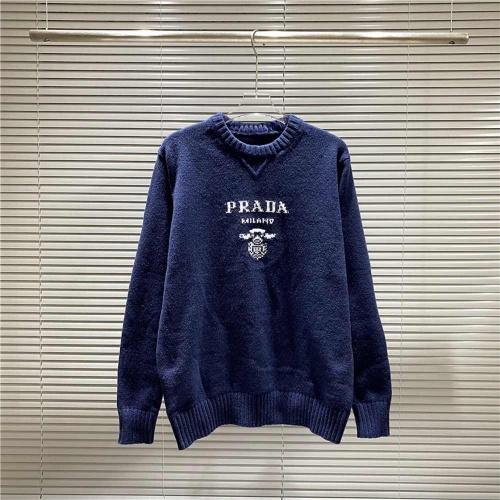 Prada Sweater Long Sleeved For Unisex #886717