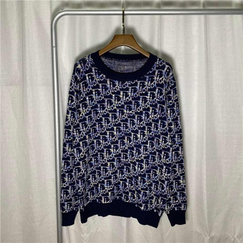 Christian Dior Sweaters Long Sleeved For Unisex #886725