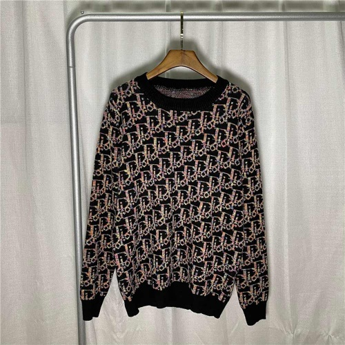 Christian Dior Sweaters Long Sleeved For Unisex #886726