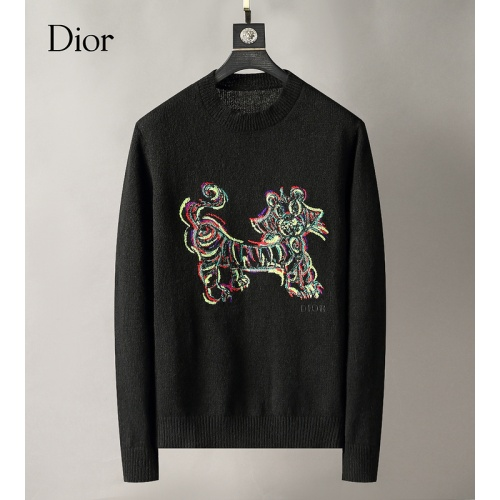 Christian Dior Sweaters Long Sleeved For Men #886739