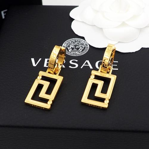 Versace Earrings #886741