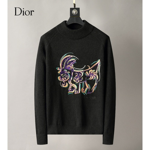 Christian Dior Sweaters Long Sleeved For Men #886743