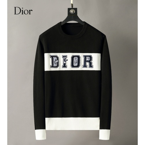 Christian Dior Sweaters Long Sleeved For Men #886744