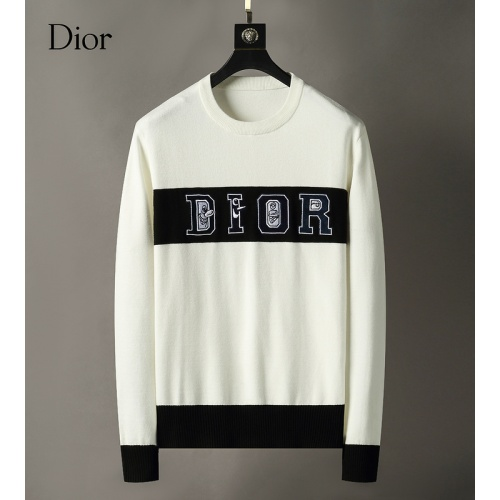 Christian Dior Sweaters Long Sleeved For Men #886745